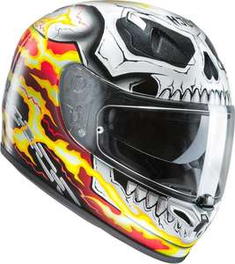HJC, FG-ST, Ghost Rider (Marvel), Integralhelm, Gr. S-L (Abholung 179,90€)