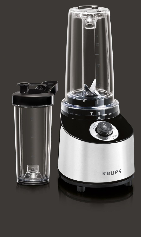 Krups KB 181D Freshboost Vakuum Standmixer to go