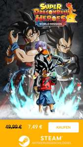 Super Dragon Ball Heroes - World Mission [PC - Steam]