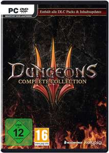 Dungeons 3 Complete Collection (PC & Xbox One) (64-Bit) [Amazon Prime]