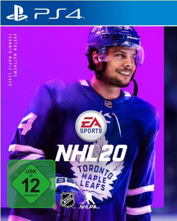 NHL 20 (PS4 & Xbox One) für 9,99€ (GameStop Filialen)