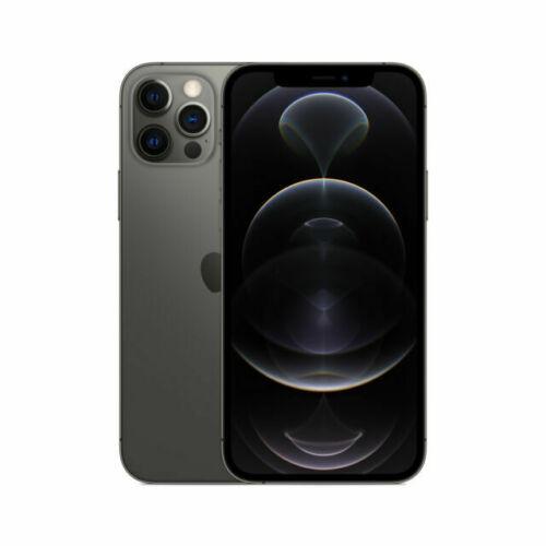 Apple iPhone 12 Pro - 128GB - Graphite - Ohne Simlock - Neu & Verschweisst