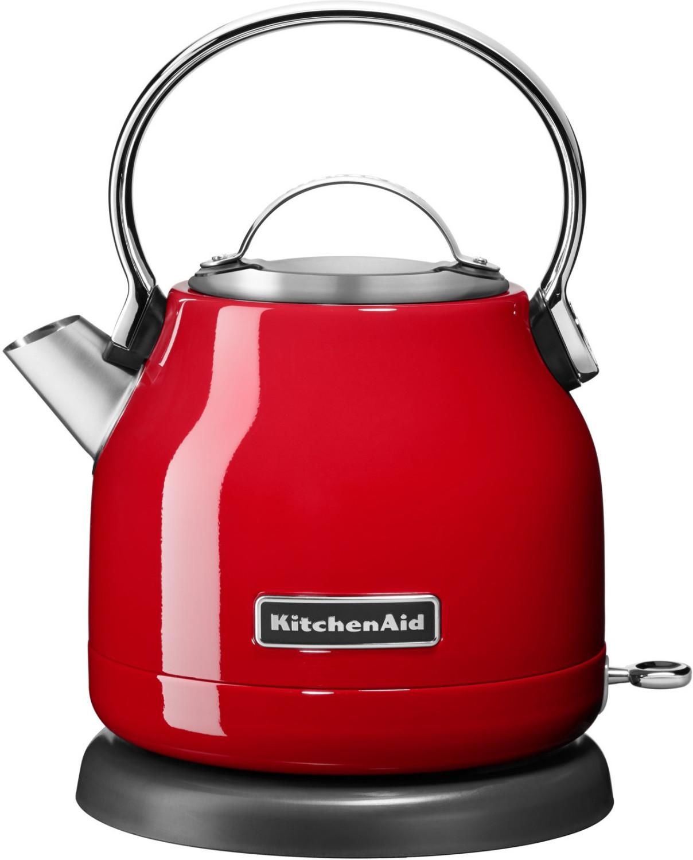 Kitchenaid Wasserkocher KEK1222 empire rot Retrodesign