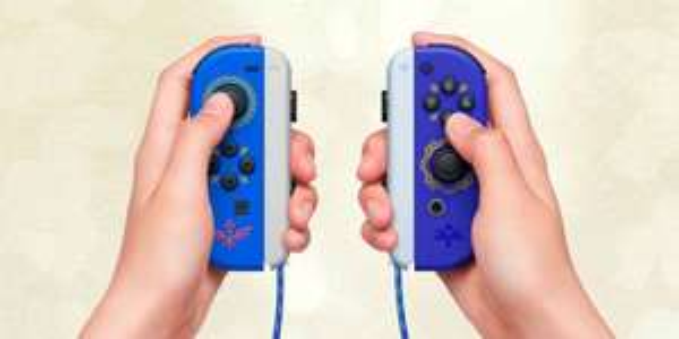 Joy-Con 2er-Set The Legend of Zelda: Skyward Sword HD-Edition Nintendo Switch (Vorbestellung)