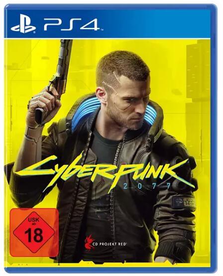 Cyberpunk 2077 - Day One Edition (PS4 & PS5 & Xbox One/Series X) für 29,99€ inkl. Versand (Media Markt & Saturn)