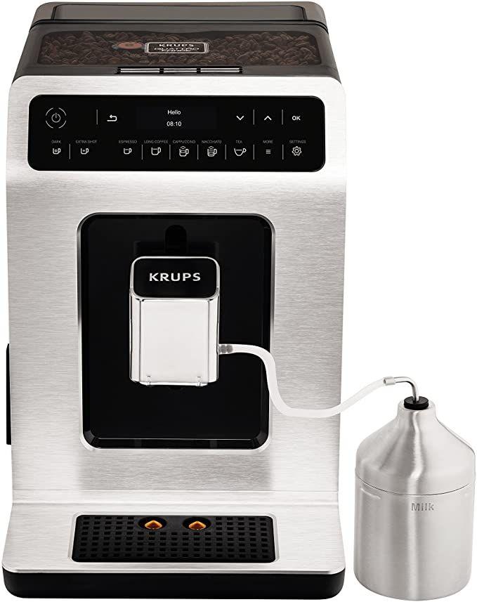 Amazon.it Warehouse Krups Evidence Kaffeevollautomat