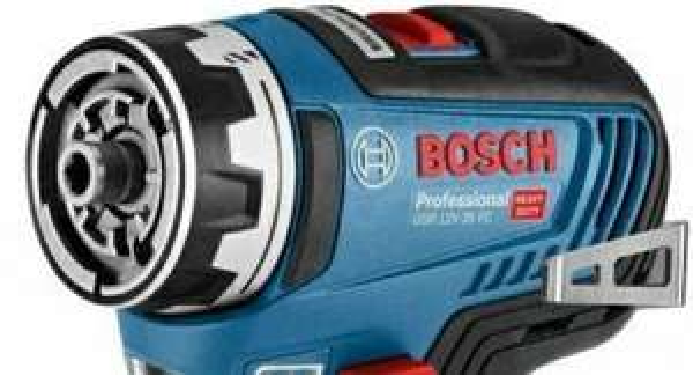 Bosch Akku-Bohrschrauber GSR 12V-35 FC FlexiClick Solo