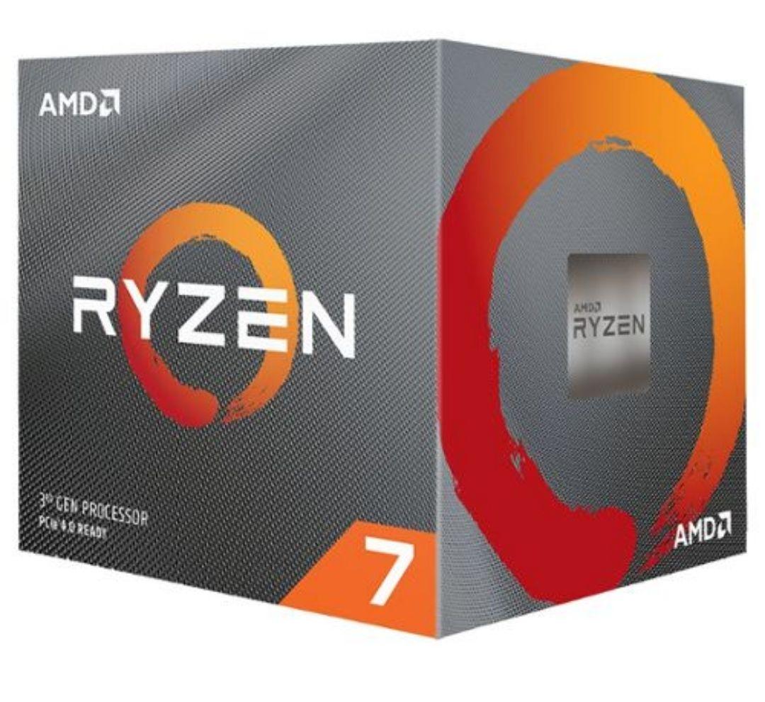 AMD Ryzen 7 3700x Box, 5 % Cashback bei appkauf