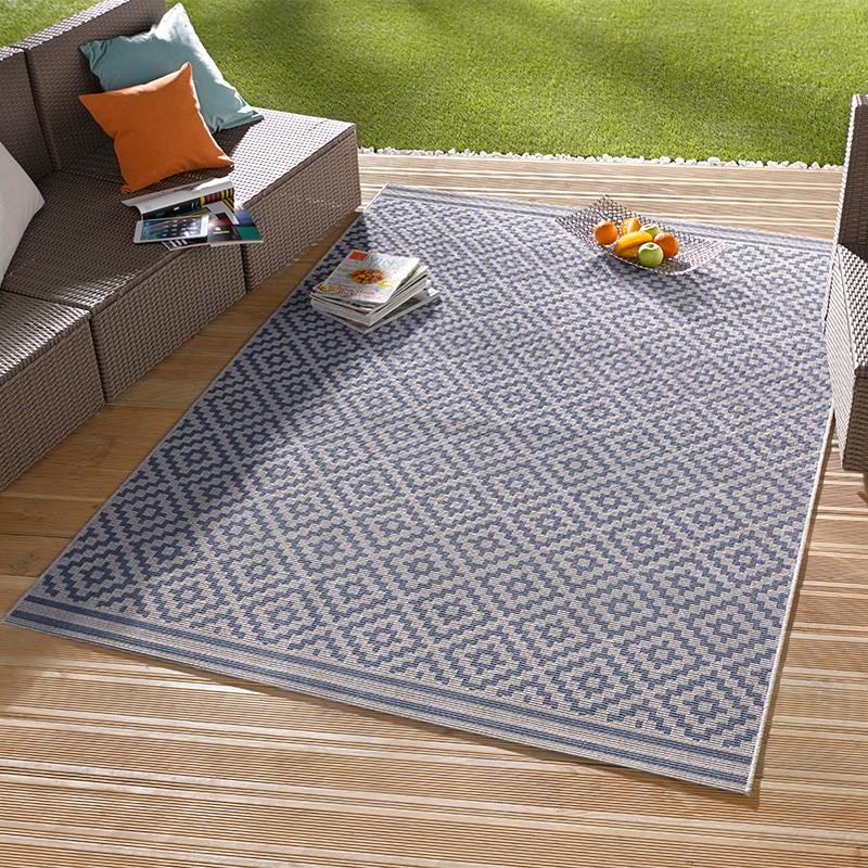 In- und Outdoor-Teppich von Bougari 200 x 290 cm