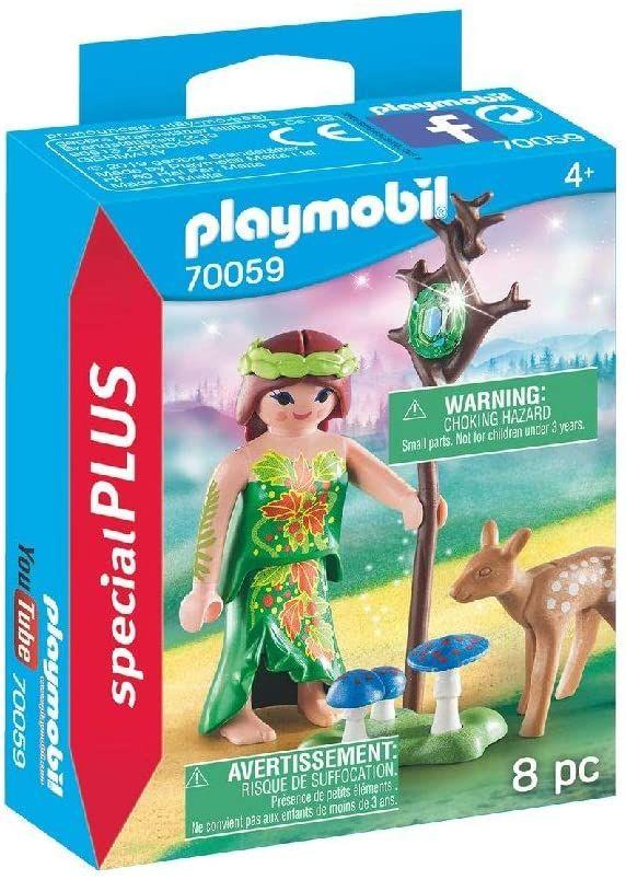 [Prime] PLAYMOBIL Special Plus Sammeldeal (2), z.B. PLAYMOBIL 70059 Special Plus Elfe mit REH, bunt
