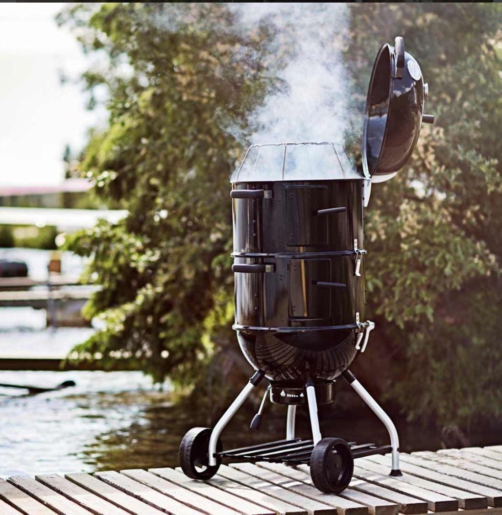 RÖSLE Smoker Grill No.1 F50-S