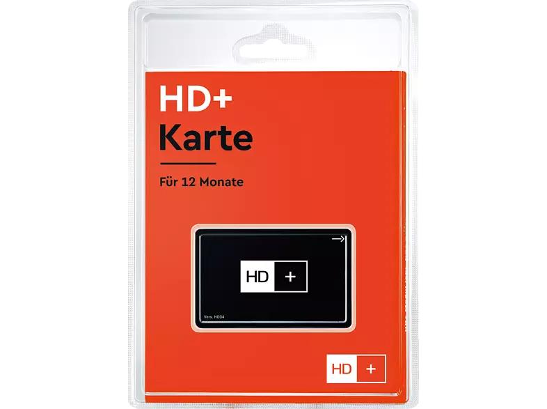 Neue HDPLUS Karte inkl. HD Sender-Paket für 12 Monate günstiger als Verlängerung