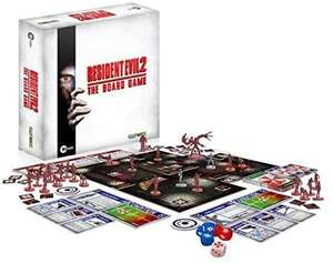 Resident Evil 2 [THE BOARD GAME]