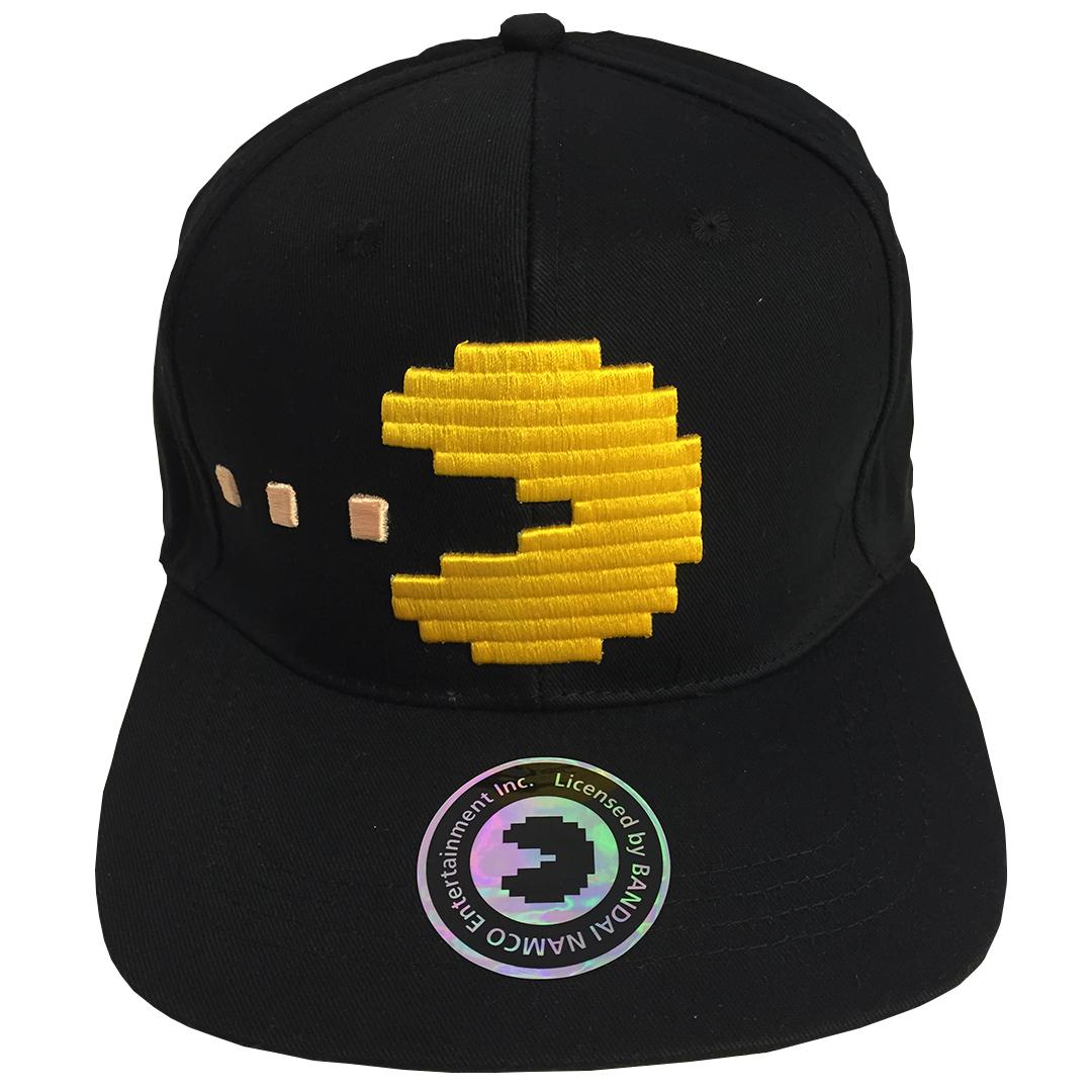 Lizenzierte Pac-Man Snapback Cappy