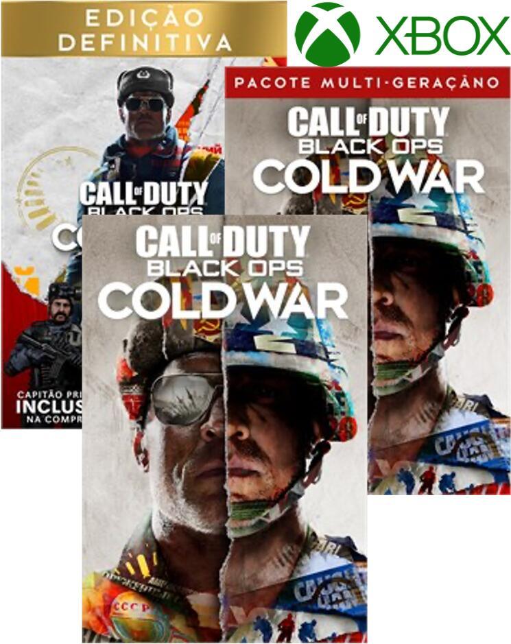 [XBOX BR, nun für ALLE] Call of Duty: Black Ops Cold War für 26€ (Ohne VPN!)