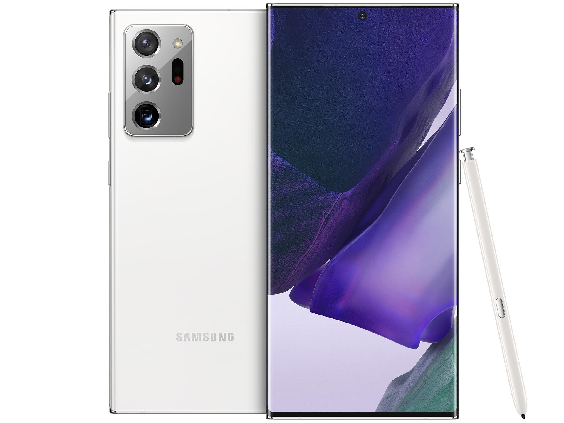 Galaxy Note20 Ultra 5G + 120 GB O2, Free L Boost inkl. 5G und LTE max. + 100 Euro Samsung Pay Guthaben + 12 Monate Netflix