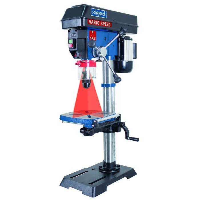 Tischbohrmaschine Scheppach DP18 Vario für 229,99€ bei Abholung 249,94€ bei Lieferung