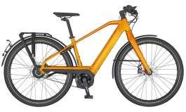 Scott Silence eRIDE Evo (2020) - 28 Zoll 625Wh S-Pedelec bis 45Km/h - tangerine orange / black RH M