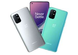 OnePlus 8T 128GB (499€) / 256GB (599€) incl. 2 Cases oder Screen cover (2 aus 4)