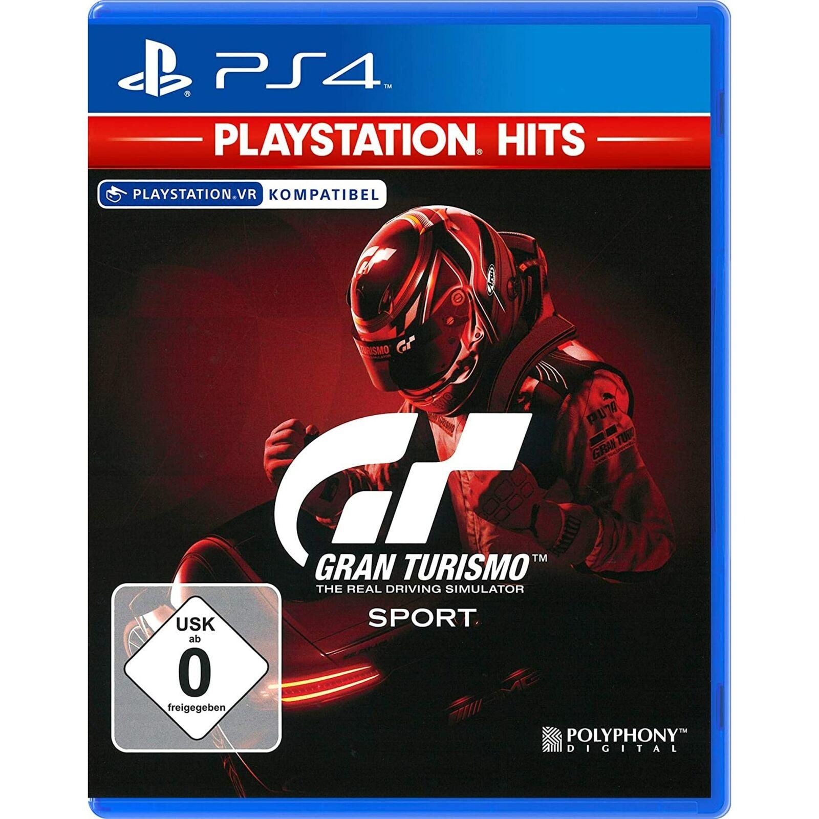 Sony PS4 Gran Turismo Sport DISC-Version für 9,99€ inkl. Versandkosten