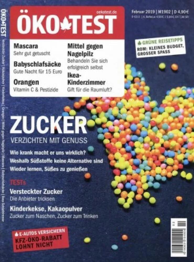 Öko Test Abo (12 Ausgaben) für 63,60 € mit 50 € Amazon-Gutschein/ 45 € Scheck