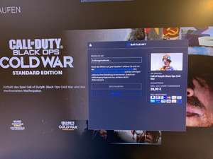 Call of Duty Black Ops Cold War Standard Edition PC