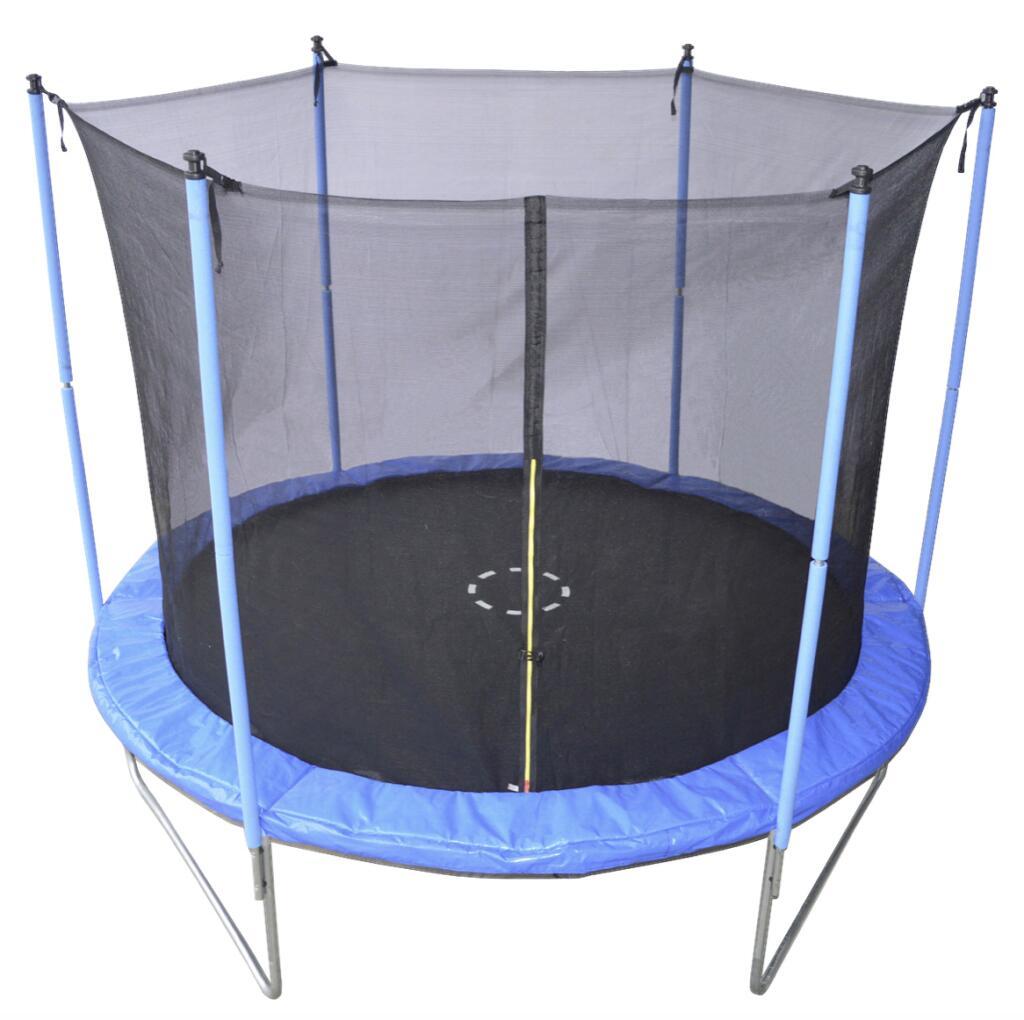 Trampolin mit 305cm Durchmesser, inkl. Netz