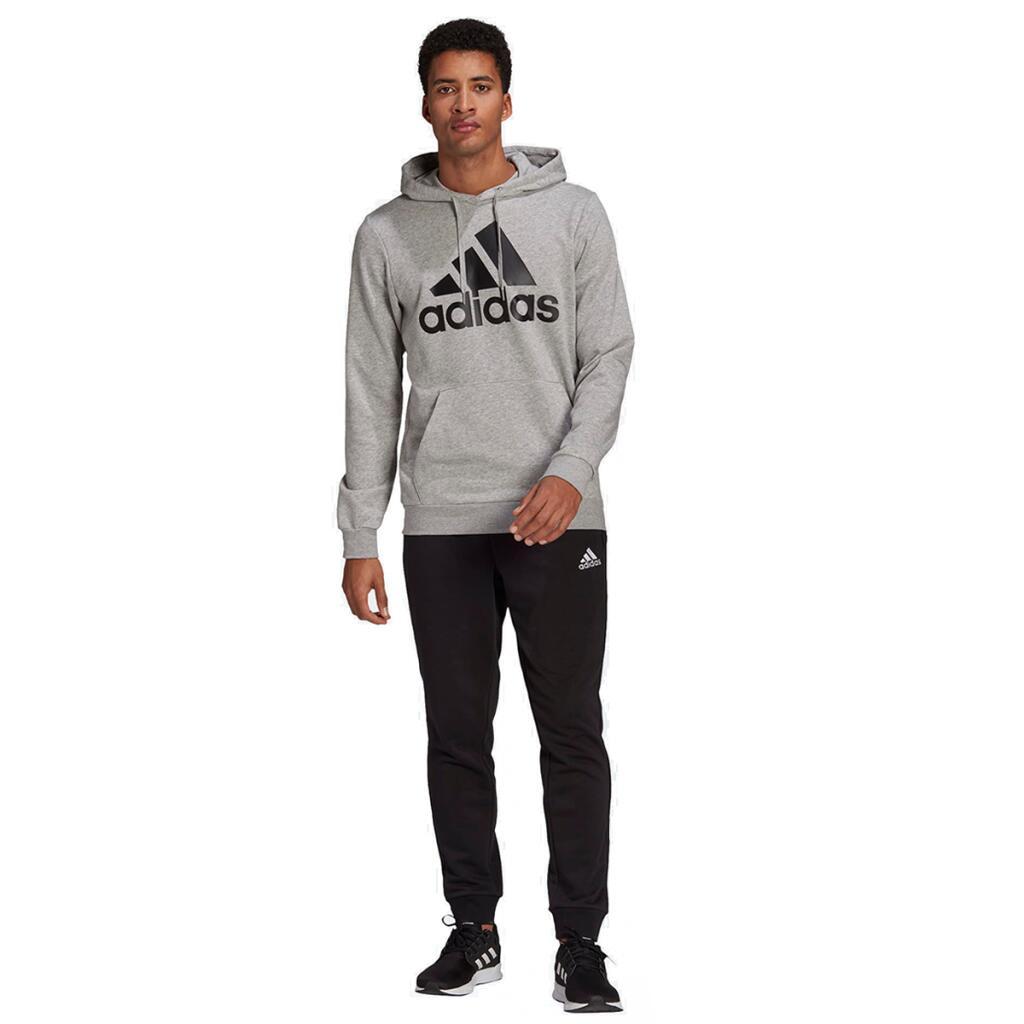 adidas Trainingsanzug TS Sport Essentials grau/schwarz