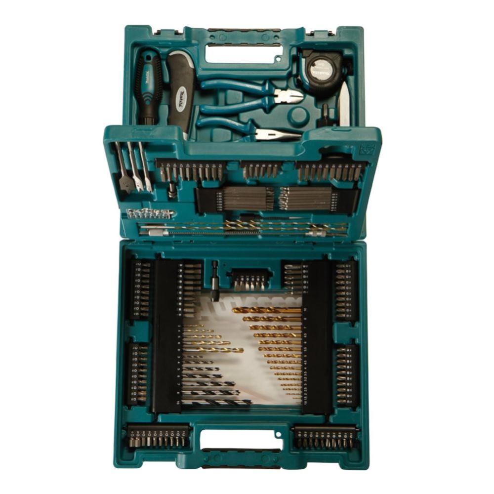 Makita Professional Bohrer-Bit-Werkzeug Set 200-tlg.