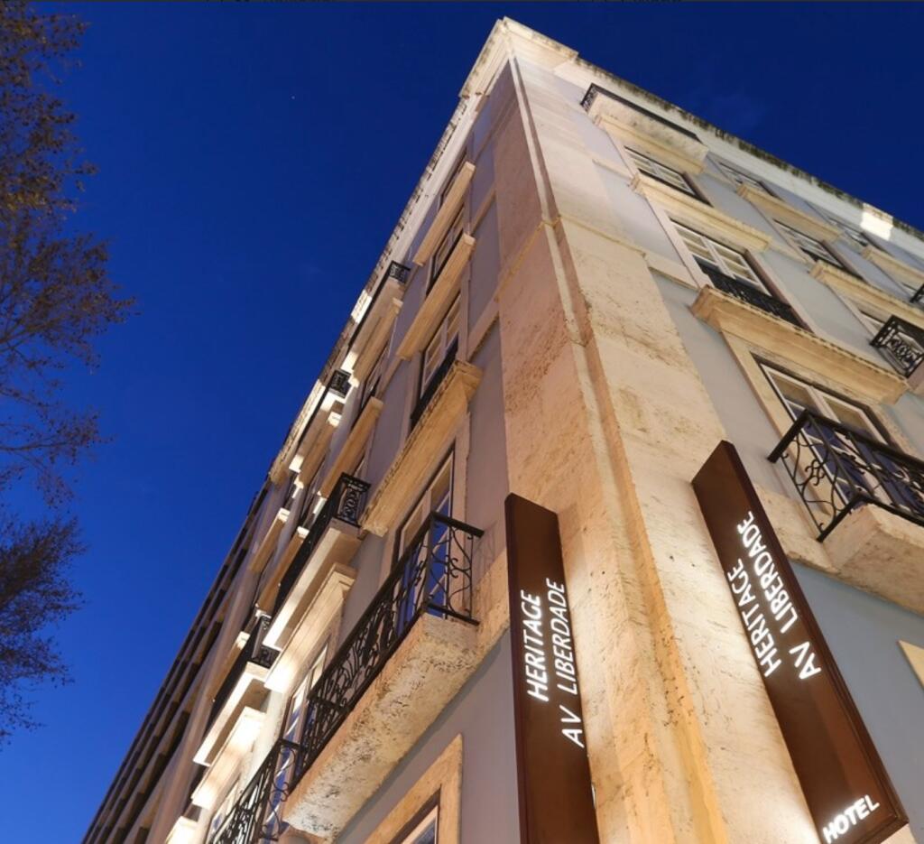 Lissabon: 4*Heritage Avenida Liberdade - Lisboa-Doppelzimmer inkl. Frühstück & Eintritt in 20 Museen / gratis Storno / Juli ´21 - März ´22