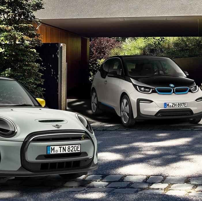 BMW i3 für 21.000 € (Wirtschaftklasse Q)