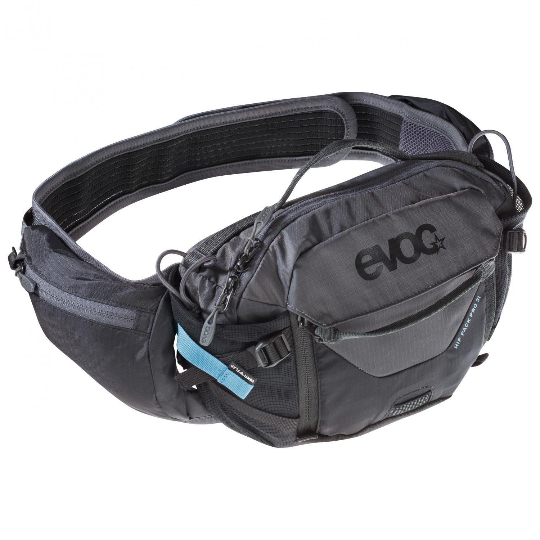 Evoc Hip Pack Pro 3L mit 1,5L Trinkblase