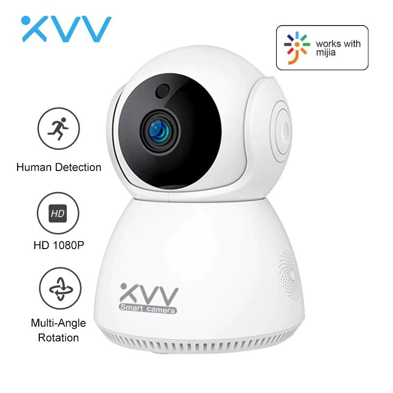 [Neukunden] Xiaovv Q8 Kamera Panorama Infrarot Nachtsicht 1080P