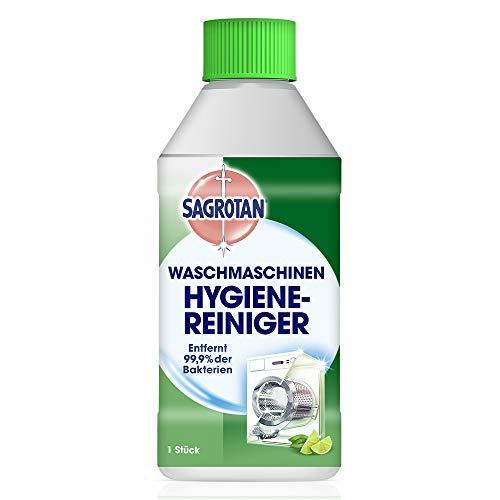 [Amazon Sparabo] Sagrotan Waschmaschinen Hygiene-Reiniger – Maschinenreiniger für eine hygienische Waschmaschine – 5 x 250 ml