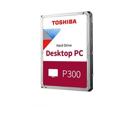 "1000GB Toshiba P300 High-Performance HDD HDWD110UZSVA 64MB 3.5"" (8.9cm) SATA 6Gb/s, interne Festplatte"