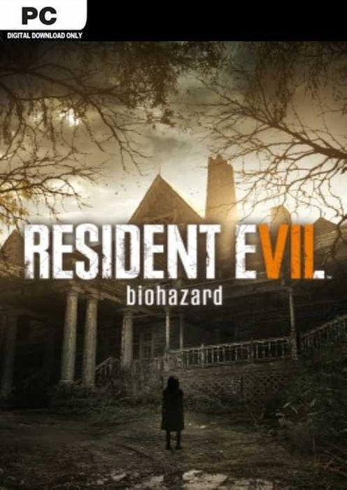 (PC) Resident Evil 7: Biohazard - Cdkeys