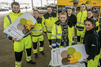 (Lokal Dortmund) 100 Liter Komposterde kostenlos für EDG Kunden