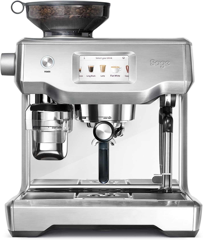 Sage Appliances SES990 The Oracle Touch Espresso Siebträgermaschine