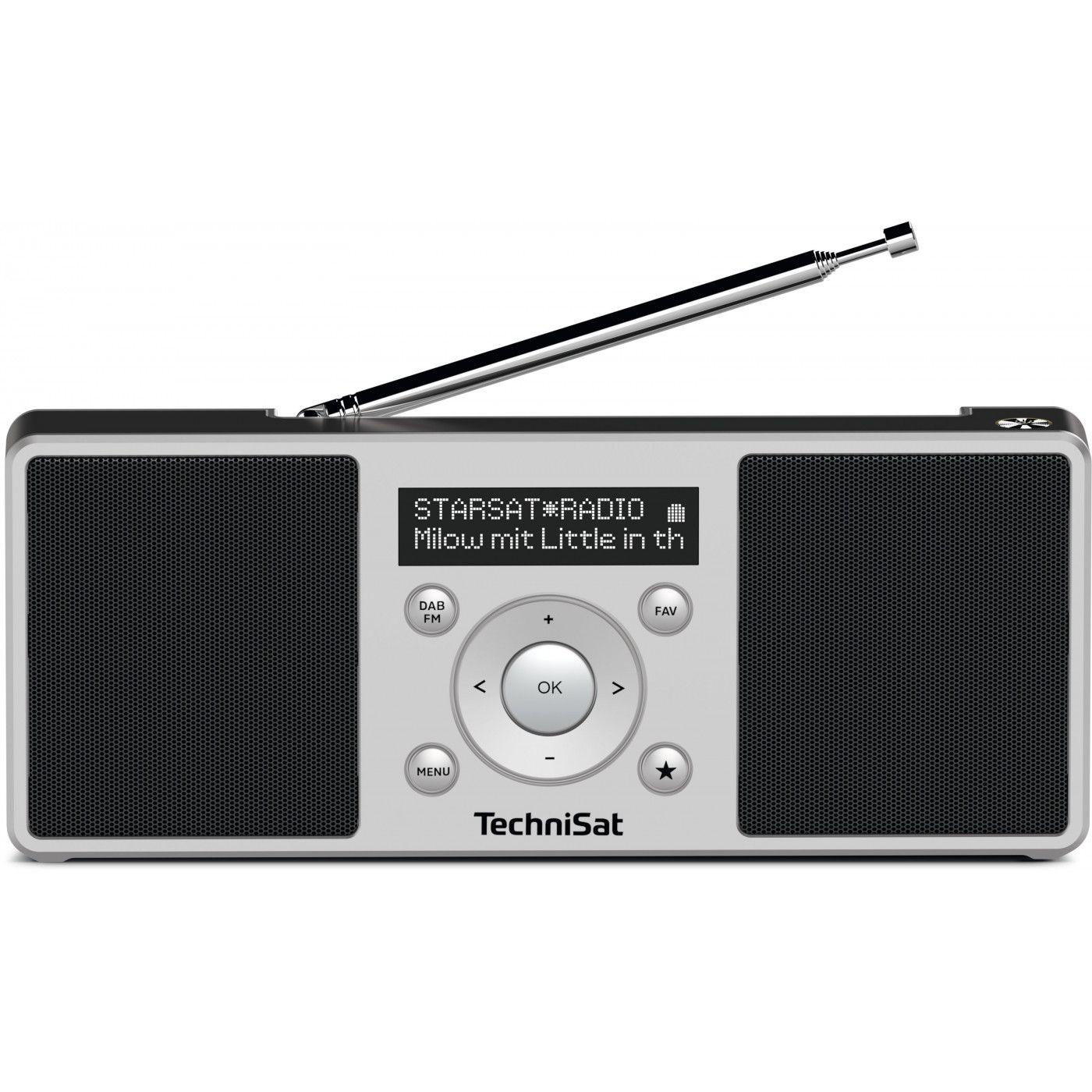 TechniSat Digitradio 1 DAB Stereo bei Amazon Prime