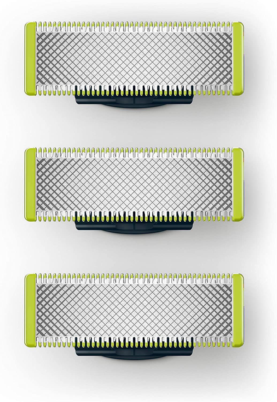 [Stückpreis 6,28€] Philips QP230/50 OneBlade Ersatzklingen Dreier-Pack