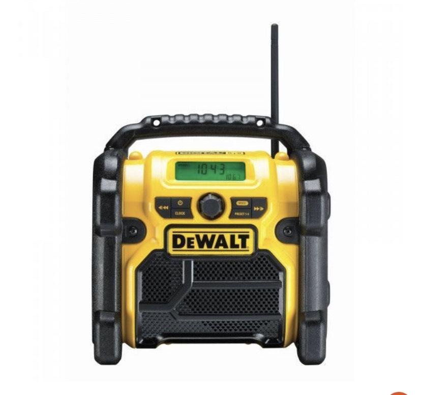 Dewalt DCR020 Baustellen-Radio
