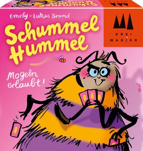 Drei Magier Kartenspiele - Schummel Hummel (Vorbestellung) und Dodelido Extreme für 5,30€ inkl. Versand