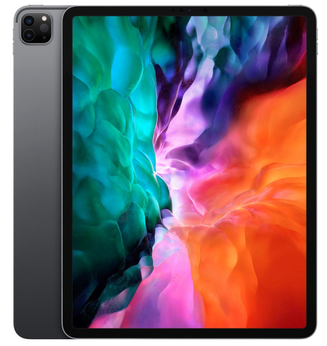 APPLE iPad Pro 12.9 (4. Generation, 2020) Wi-Fi 256GB spacegrau u. silber für 999 / 984€ (Cashback) inkl. Versandkosten [Gravis/MM/SATURN]