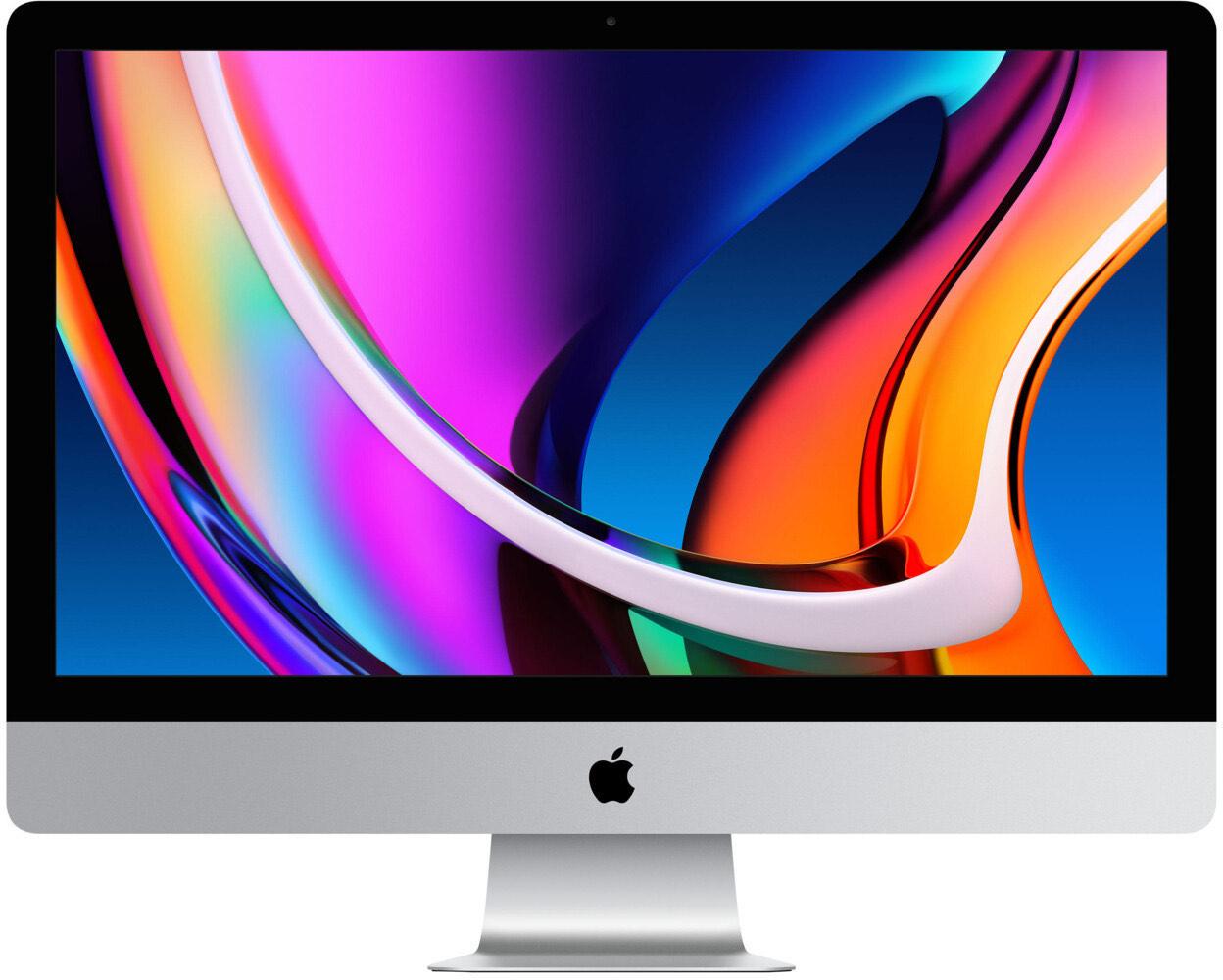 """Apple iMac 27"""" Retina 5K 2020 i7 3,8/8/512 GB SSD 8GB RP5500XT"""