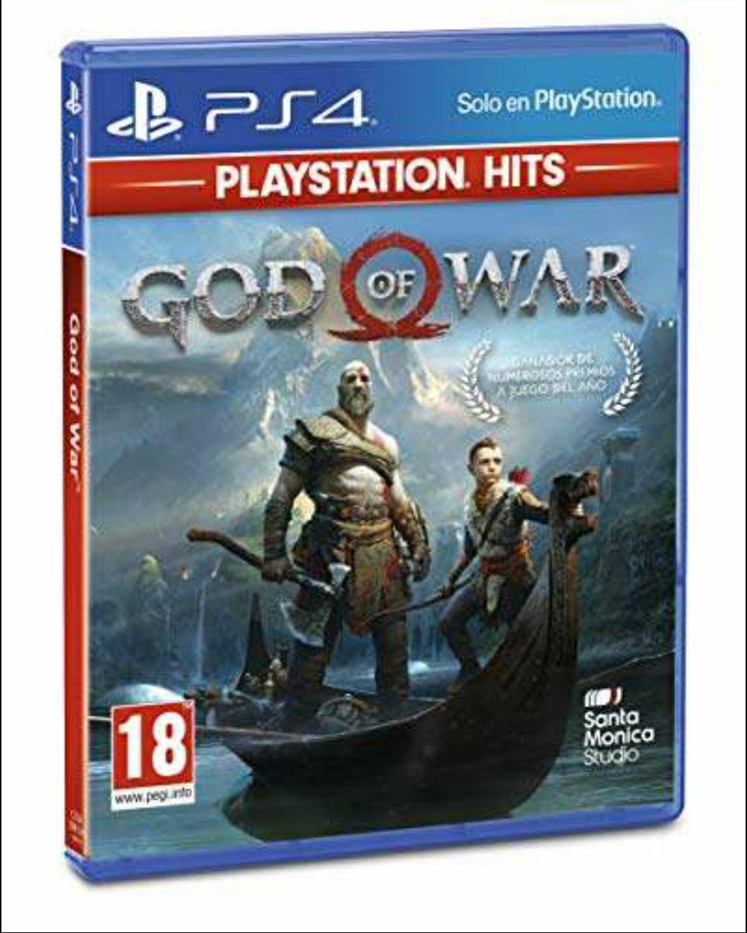 God of War PS4 Amazon.es