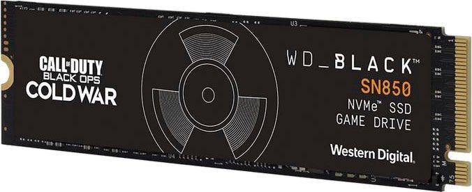 [otto] Western Digital Black SN850 M.2   NVMe Gaming SSD 1TB   PCIe Gen4 x4   Special Edition