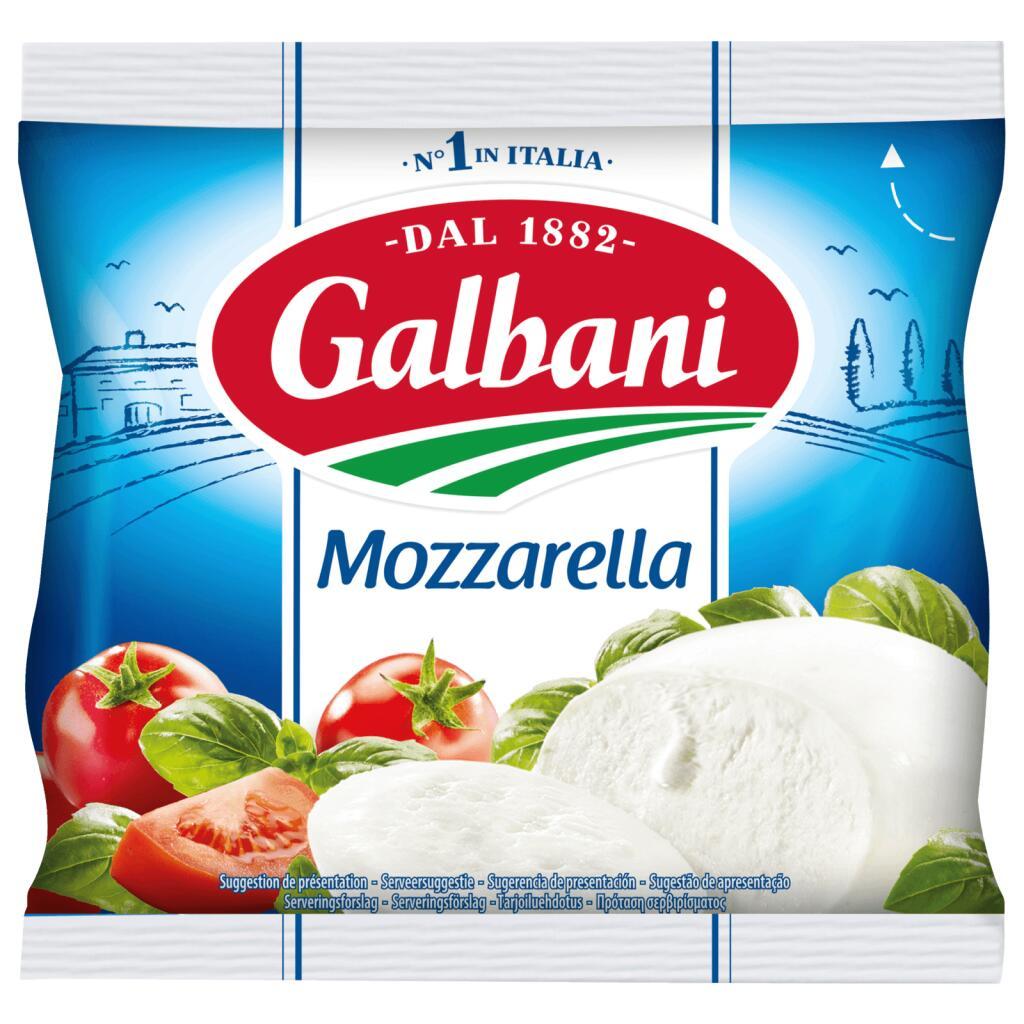 Galbani Mozzarella Sofortrabatt 0,38€ [Kaufland]