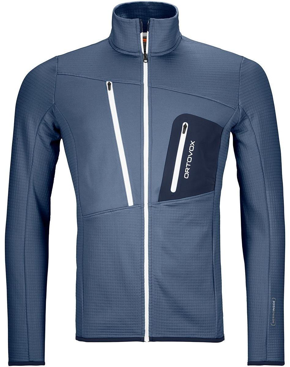 (SportOkay) Ortovox Merino Fleece Grid Jacke