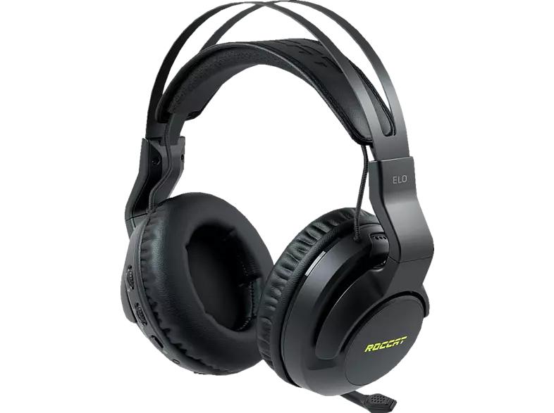 ROCCAT ELO 7.1 Air Over-ear Gaming Headset Schwarz [Saturn/Mediamarkt/Amazon]