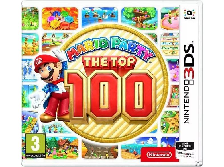 [Media Markt AT] Mario Party: The Top 100 (Nintendo 3DS)